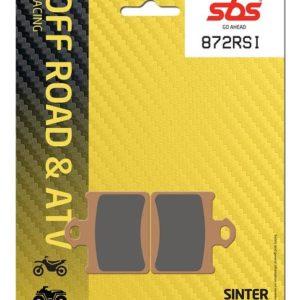 Pastilla de freno SBS P872-RSI