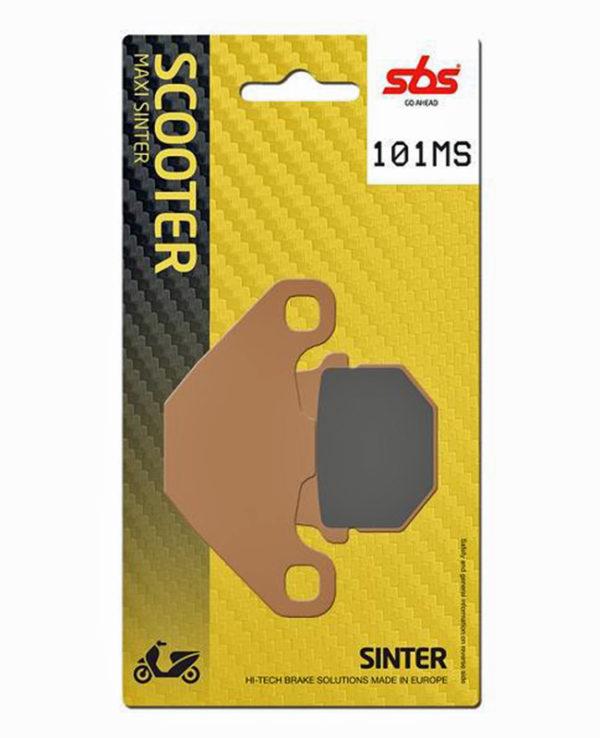 Pastilla de freno SBS P101-MS