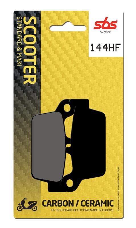 Pastilla de freno SBS P144-HF