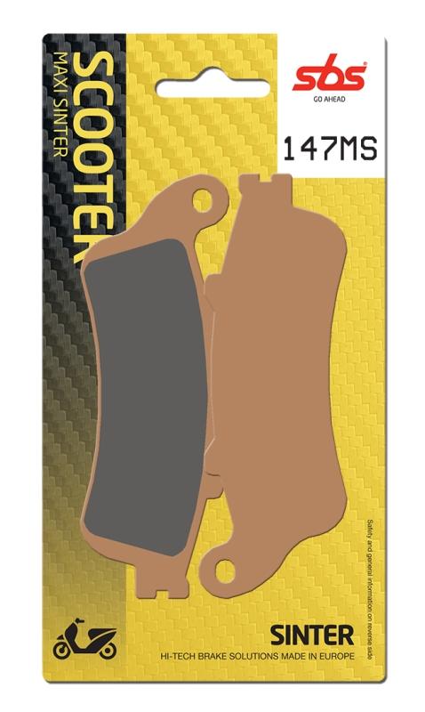 Pastilla de freno SBS P147-MS