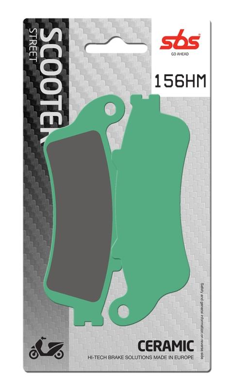 Pastilla de freno SBS P156-HM