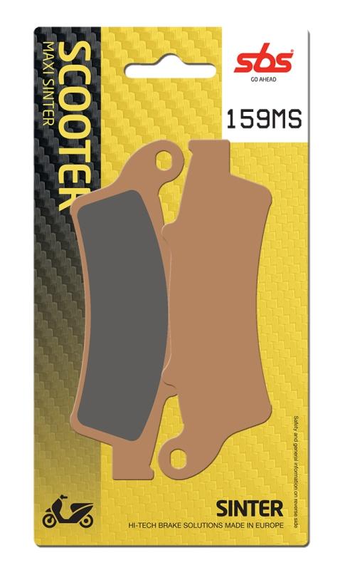 Pastilla de freno SBS P159-MS