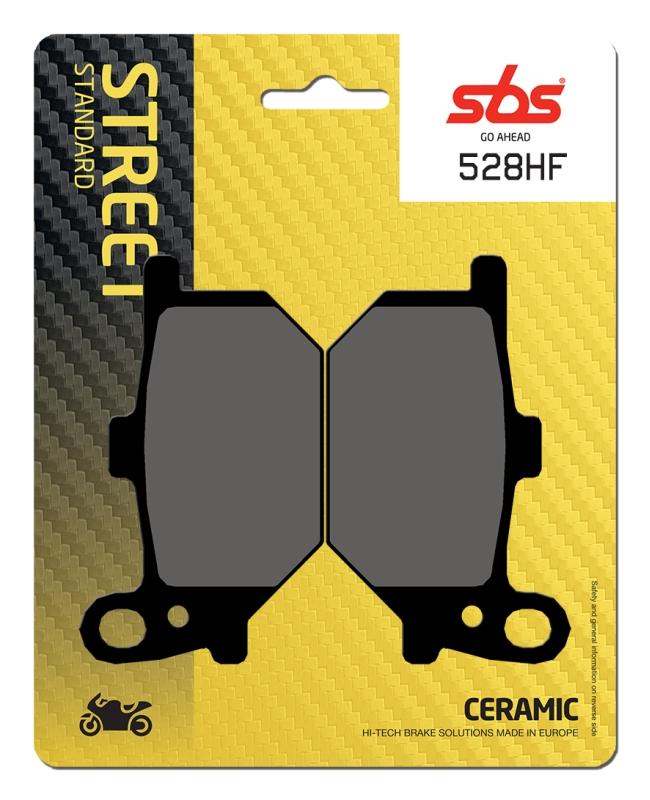 Pastilla de freno SBS P528-HF