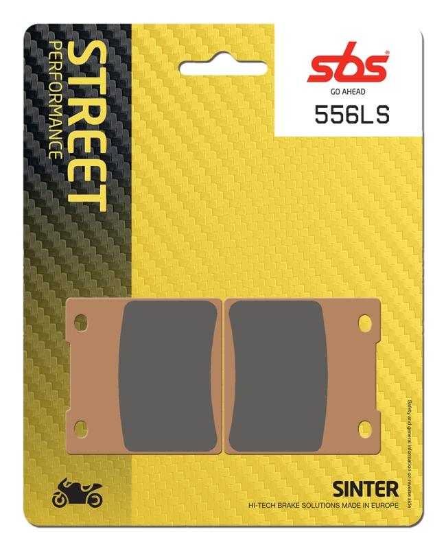 Pastilla de freno SBS P556-LS