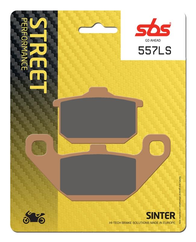 Pastilla de freno SBS P557-LS