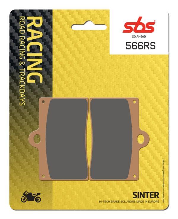 Pastilla de freno SBS P566-RS