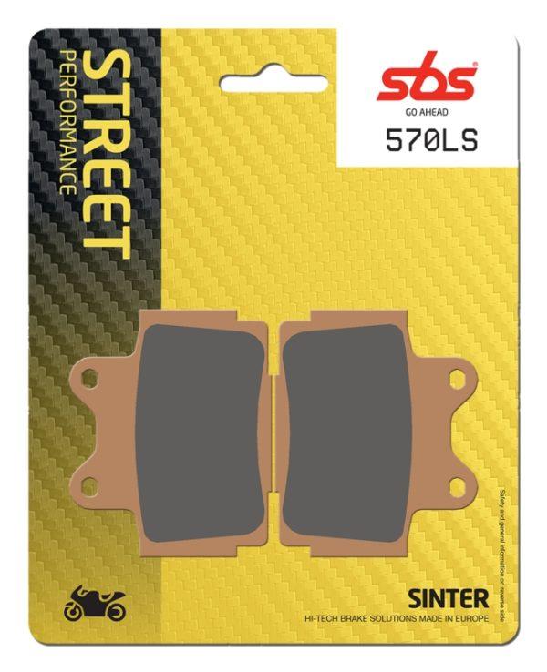 Pastilla de freno SBS P570-LS
