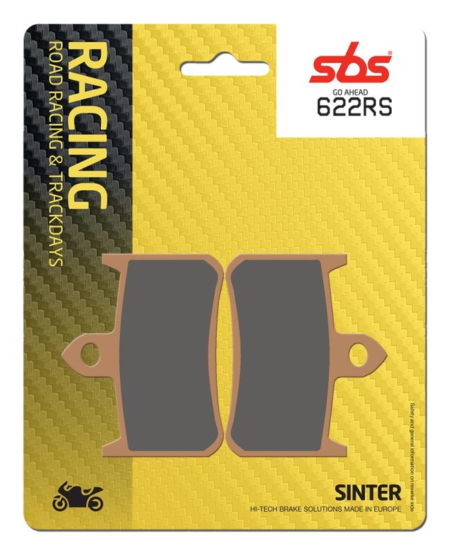 Pastilla de freno SBS P622-RS