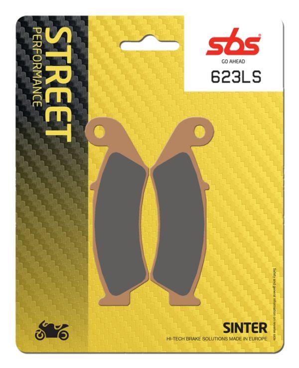 Pastilla de freno SBS P623-LS