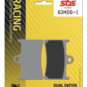 Pastilla de freno SBS P634-DS1