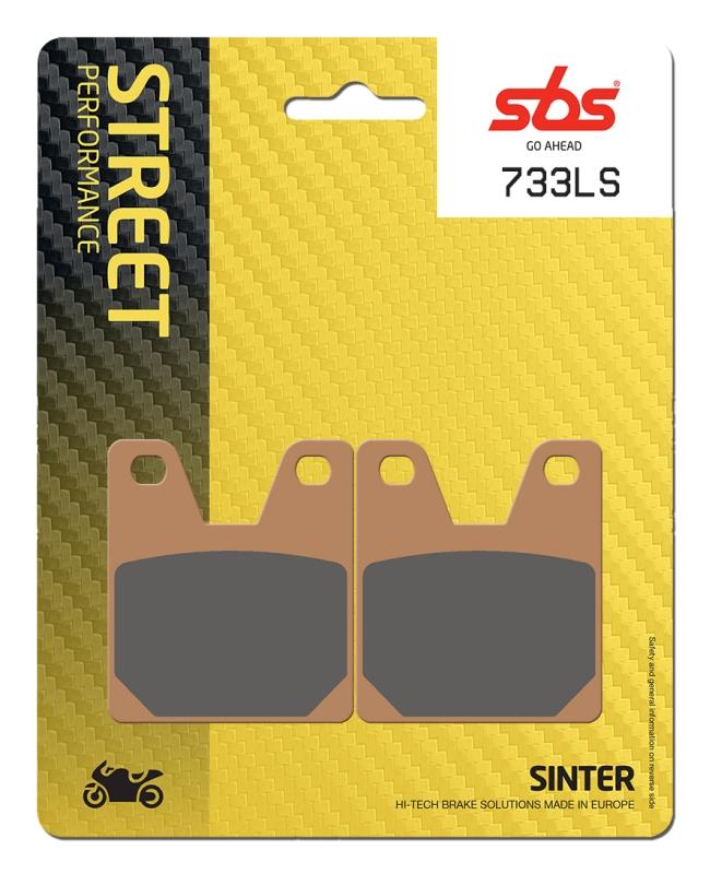 Pastilla de freno SBS P733-LS