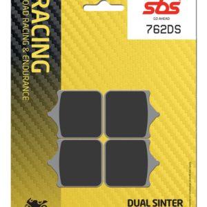 Pastilla de freno SBS P762-DS