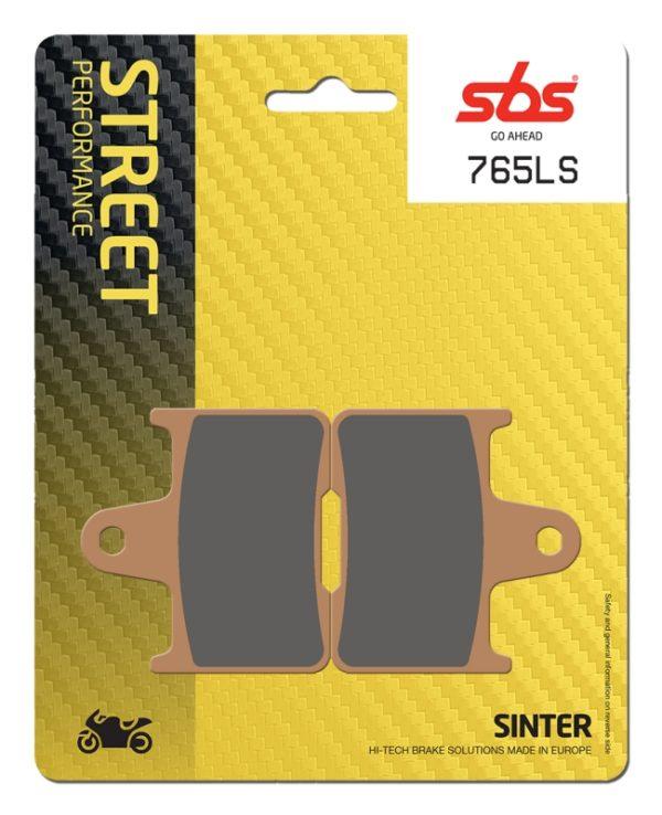 Pastilla de freno SBS P765-LS