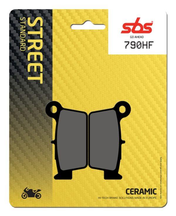 Pastilla de freno SBS P790-HF
