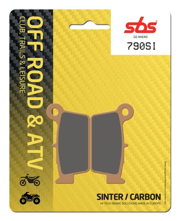 Pastilla de freno SBS P790-SI