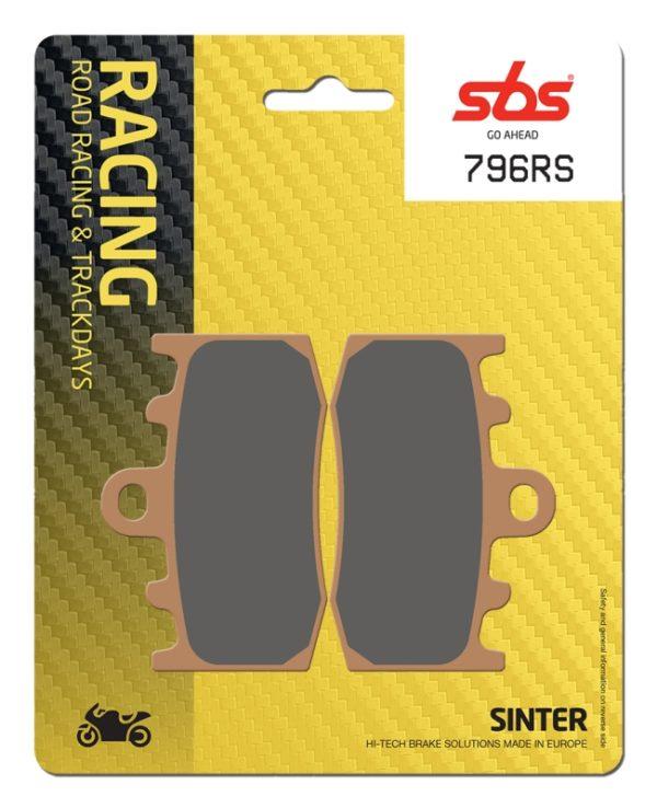 Pastilla de freno SBS P796-RS