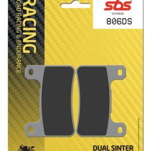 Pastilla de freno SBS P806-DS