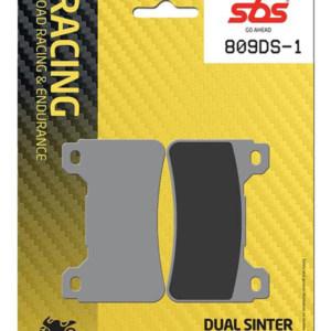 Pastilla de freno SBS P809-DS1