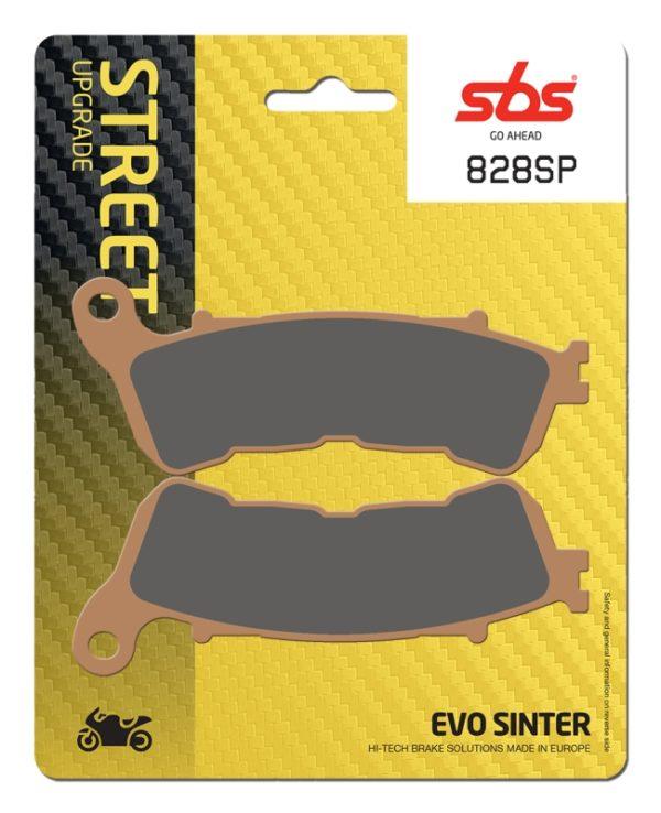 Pastilla de freno SBS P828-SP
