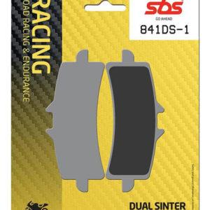 Pastilla de freno SBS P841-DS1