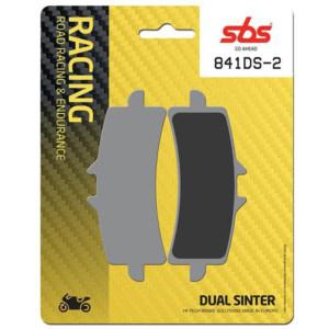 Pastilla de freno SBS P841-DS2