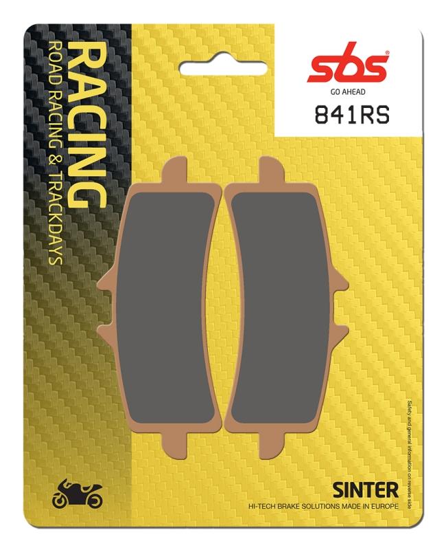 Pastilla de freno SBS P841-RS