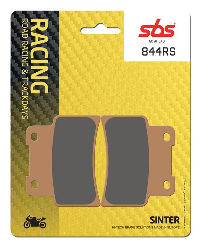 Pastilla de freno SBS P844-RS