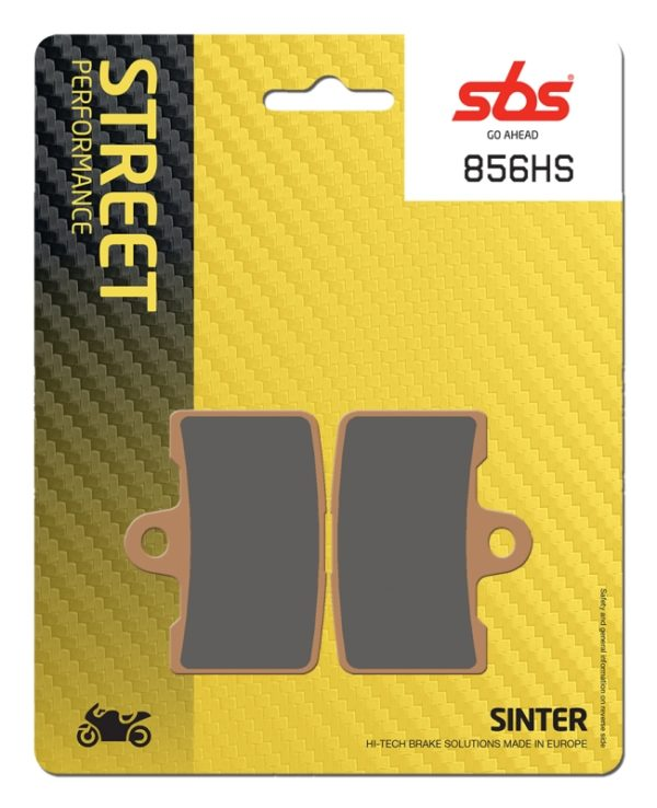 Pastilla de freno SBS P856-HS