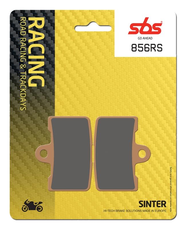 Pastilla de freno SBS P856-RS