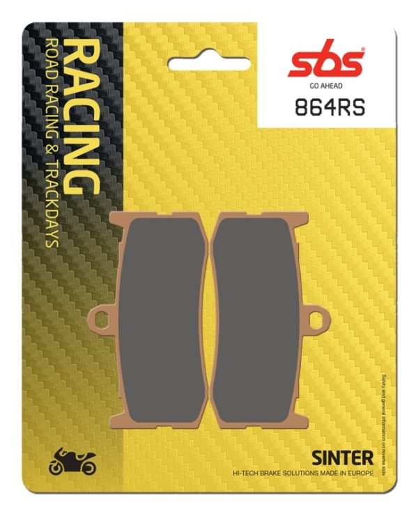 Pastilla de freno SBS P864-RS