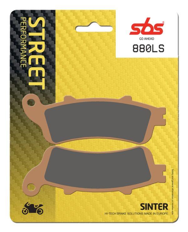 Pastilla de freno SBS P880-LS