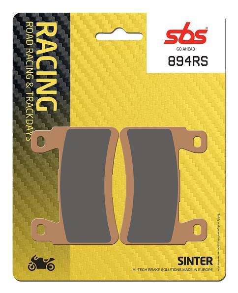 Pastilla de freno SBS P894-RS