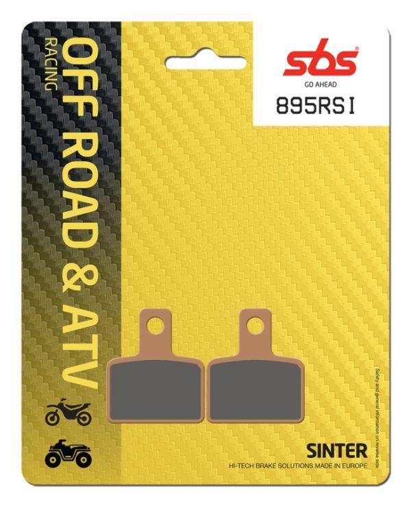 Pastilla de freno SBS P895-RSI