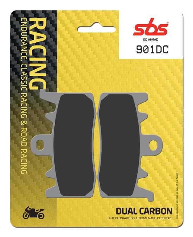 Pastilla de freno SBS P900-DC