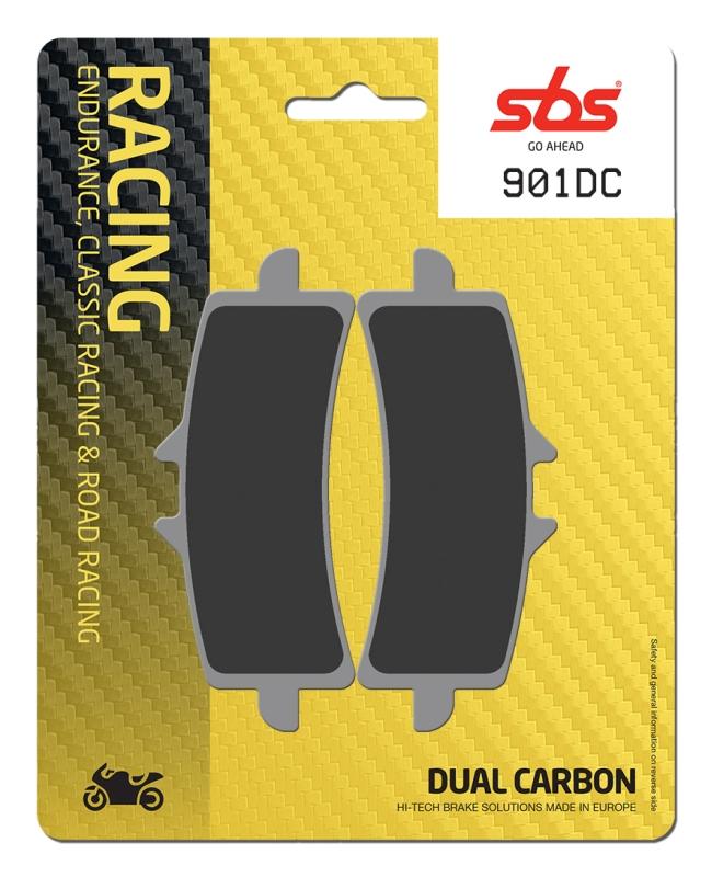 Pastilla de freno SBS P901-DC