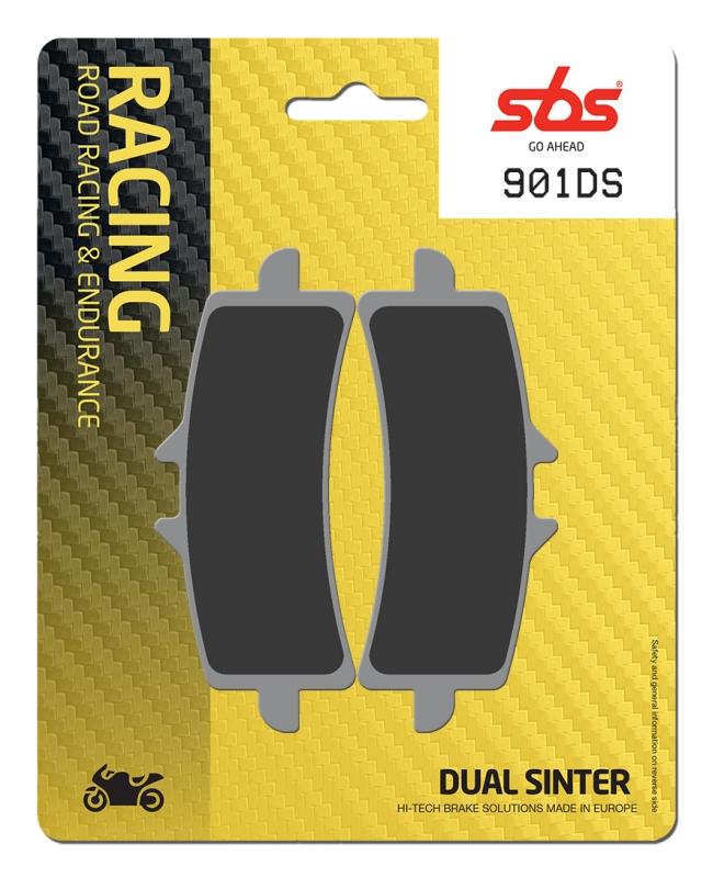 Pastilla de freno SBS P901-DS