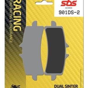 Pastilla de freno SBS P901-DS2