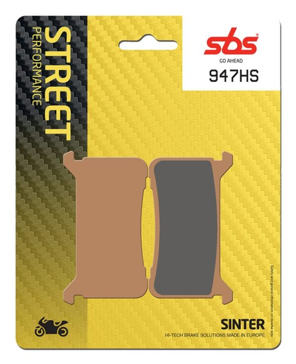 Pastilla de freno SBS P947-HS