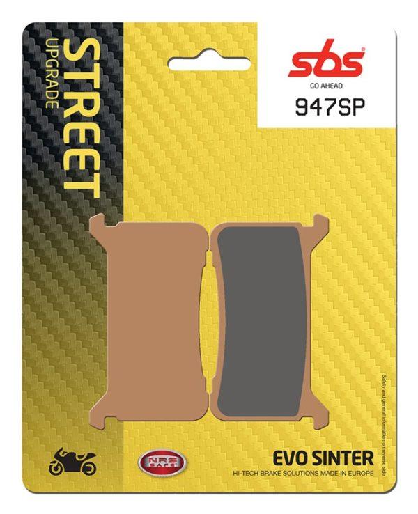 Pastilla de freno SBS P947-SP