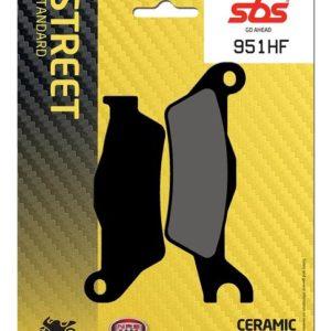 Pastilla de freno SBS P951-HF