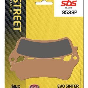 Pastilla de freno SBS P953-SP