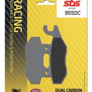 Pastilla de freno SBS P955-DC