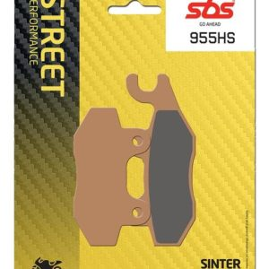 Pastilla de freno SBS P955-HS