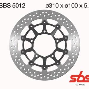 Disco Freno SBS 5012