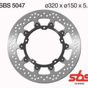 Disco Freno SBS 5047