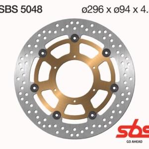 Disco Freno SBS 5048