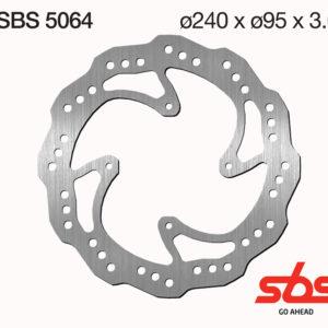 Disco Freno SBS 5064