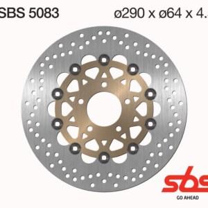 Disco Freno SBS 5083