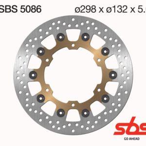 Disco Freno SBS 5086