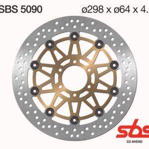 Disco Freno SBS 5090
